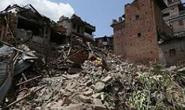 Nepal Earthquake By Hilmi Hacaloğlu [Public domain], via Wikimedia Commons