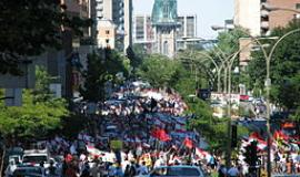 Arab Demonstration in Montreal via https://commons.wikimedia.org/wiki/File:2006-08-06-Montreal_Demo.jpg?uselang=en-gb