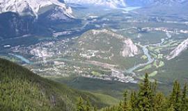 Banff Overview [Public Domain]