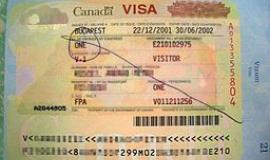 Canadian visa By Udv 03:40, 22 August 2015(UTC) [Public domain], via Wikimedia Commons