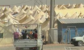 Syrian Refugee Camp [Public Domain]