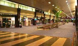Changi Airport Terminal via https://commons.wikimedia.org/wiki/File:Changi_airport_terminal_interior.jpg?uselang=en-gb