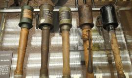 German Hand Grenades