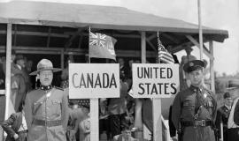 TRV TRP Canada border