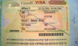 Canadian Visa for a Bulgarian