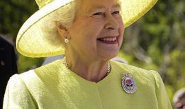 Queen Elizabeth II UK Passport