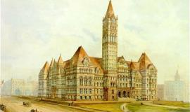 Old City Hall by William Armstrong