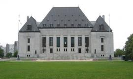 Supreme Court of Canada via http://commons.wikimedia.org/wiki/File:Supreme_Court_of_Canada.jpg?uselang=en-gb