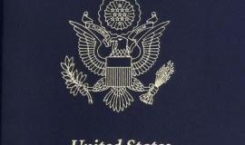 US passport application