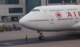 Air Canada Boeing via https://pixabay.com/en/air-canada-boeing-boeing-747-400-311517/