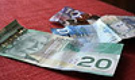 Canadian Money by Carissa Rogers