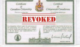 Revoked Citizenship Card