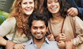Diverse people via https://pixabay.com/en/diversity-happy-people-young-smile-1034160/