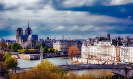 Notre Dame via pixabay.com/en/paris-france-notre-dame-1900442/