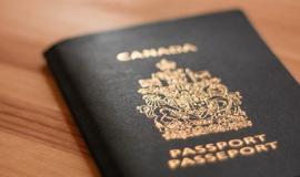 Canadian Passport via https://pixabay.com/en/passport-canada-document-933051/