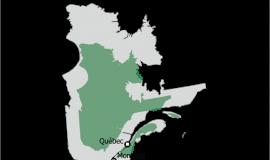 Population of Quebec
