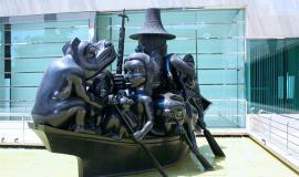 Sculpture [Public Domain]