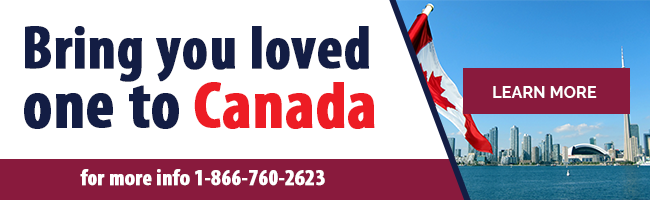 Bring your loved one to Canada