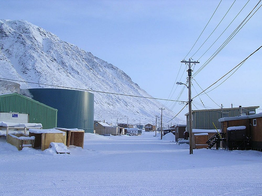 Downton Grise Fiord