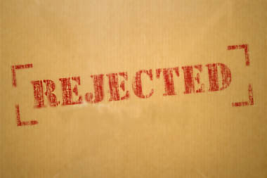 Rejected Sign By Nicolás Espinosa (De mi computador) [GFDL (https://www.gnu.org/copyleft/fdl.html) or CC-BY-SA-3.0-2.5-2.0-1.0 (https://creativecommons.org/licenses/by-sa/3.0)], via Wikimedia Commons