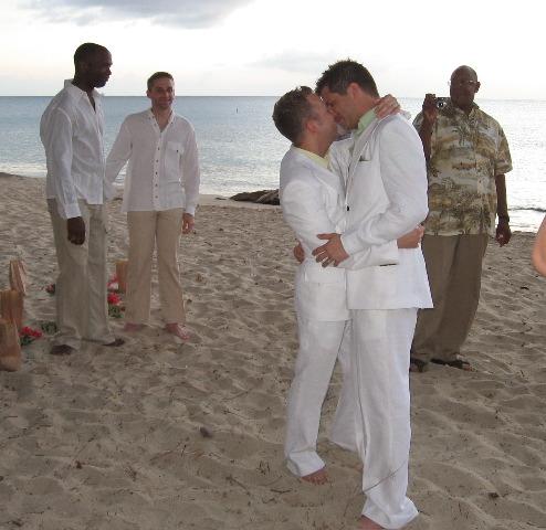 Same Sex Wedding Ceremony [Public Domain]