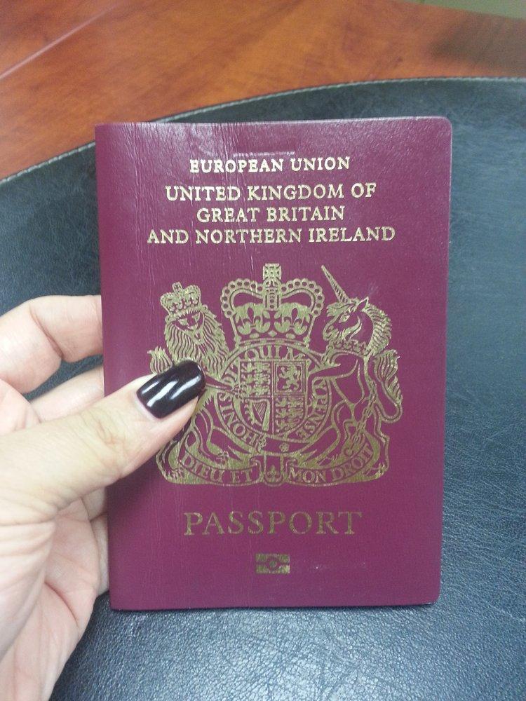 UK Passport renewal from Canada