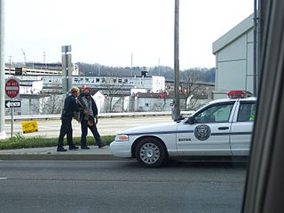 Getting Arrested in Knoxville Tennessee
