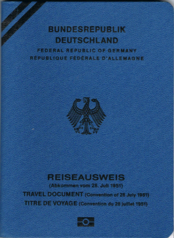 """""""Konventionspass Deutschland"""" by FAFA - from German Wikipedia; scan by FAFA. Licensed under Public domain via Wikimedia Commons - https://commons.wikimedia.org/wiki/File:Konventionspass_Deutschland.png#mediaviewer/File:Konventionspass_Deutschland.png"""