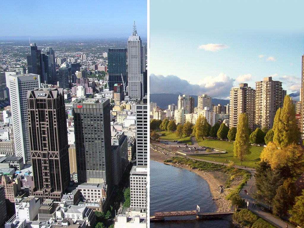 Melbourne vs. Vancouver