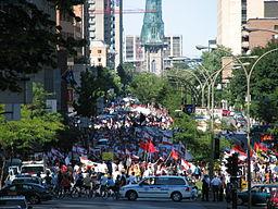 Arab Demonstration in Montreal via https://commons.wikimedia.org/wiki/File:2006-08-06-Montreal_Demo.jpg?uselang=en-gb