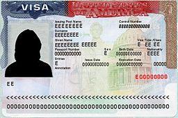 USA Visa By Zboralski [Public domain], via Wikimedia Commons
