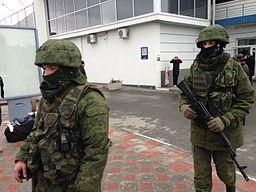 Soldiers in Crimea [Public Domain]