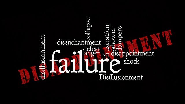 Problems via https://pixabay.com/en/words-letters-disillusionment-416435/