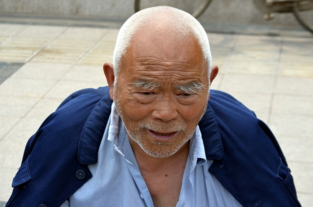 Old Chinese Man via https://pixabay.com/en/people-man-elderly-old-chinese-217208/