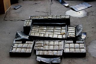 Drug seizure By U.S. Customs and Border Protection [Public domain], via Wikimedia Commons