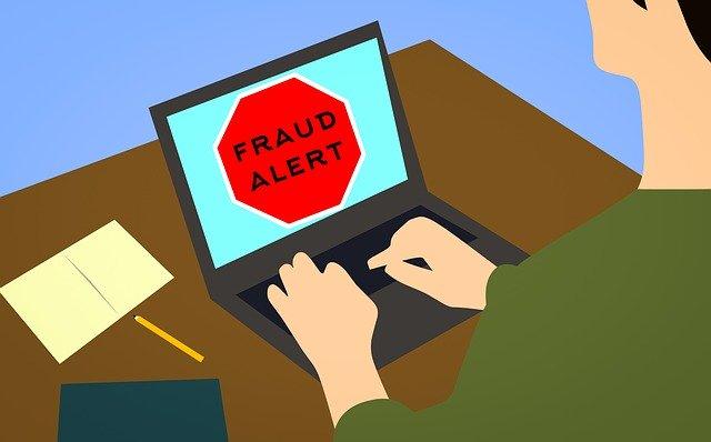 Fraud alert via https://pixabay.com/illustrations/fraud-prevention-scam-corruption-3188092/
